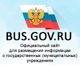 Размещение информации о государственных (муниципальных) учреждениях